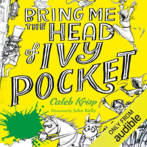 Bring Me the Head of Ivy Pocket cover art