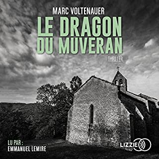 Couverture de Le Dragon du Muveran