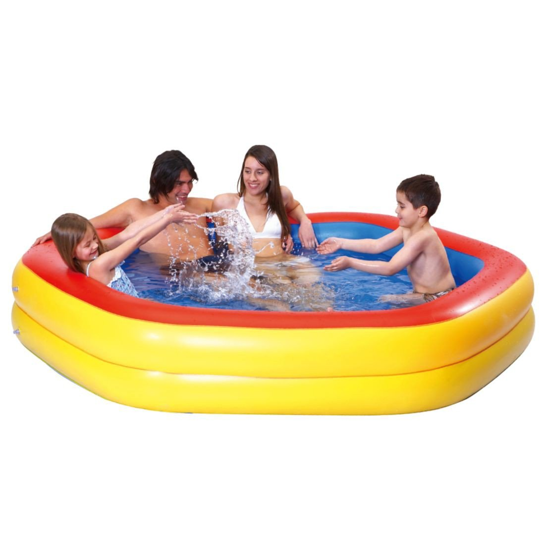 Jilong JL016015NPF -P77 - Piscina Inflable: Amazon.es: Jardín