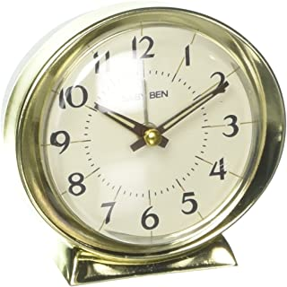 Nyl Holdings Llc/ Westclox 11605QA Gold Battery Operated Baby Ben Alarm Clock