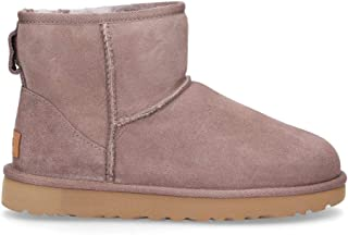 UGG Luxury Fashion Womens 1016222GR Grey Ankle Boots | Fall Winter 19