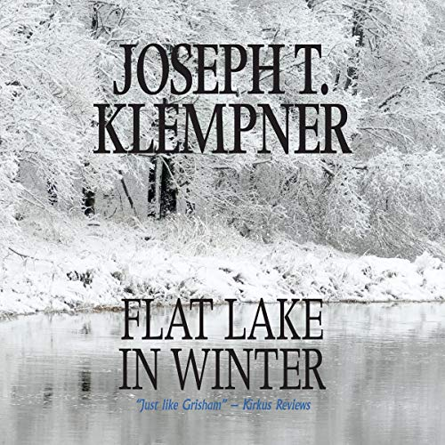 Flat Lake in Winter cover art