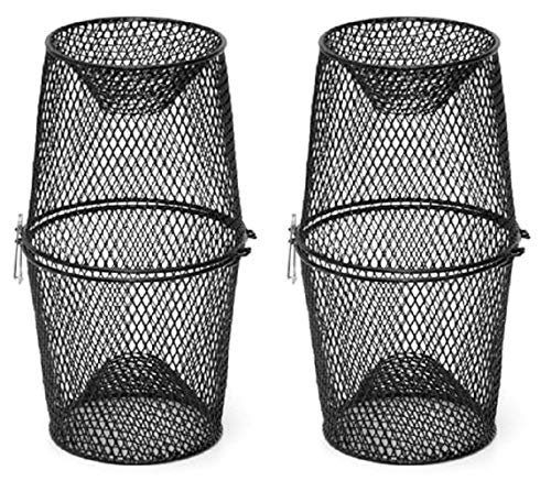 Eagle Claw Minnow Trap (9 x 16-1/2-Inch) (Pack of 2)