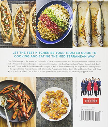 The Complete Mediterranean Cookbook: 500 Vibrant, Kitchen-Tested Recipes for Living and Eating Well Every Day 4