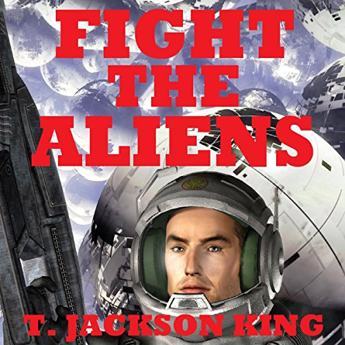Fight the Aliens audiobook cover art