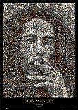 Bob Marley (Mosaic) - Maxi Poster - 61cm x 91.5cm