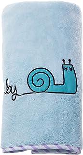 Milk&Moo Sangaloz Baby Blanket, 100% Oeko-Text Certified Receiving Blanket For Babies, Ultra Soft Infant Blanket For Sleep...