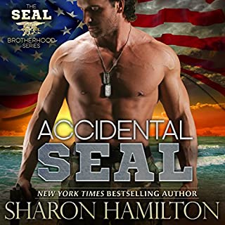Accidental SEAL audiobook cover art