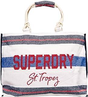 Superdry Damen Amaya Rope Tote Handtasche, Einheitsgröße