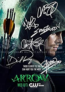 Best stephen amell signed Reviews