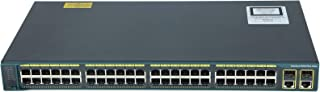 Cisco WS-C2960-48TC-L 2960 48 Port 10/100 Catalyst Switch