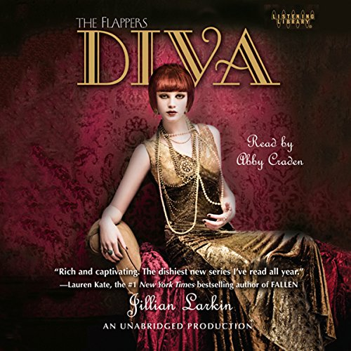 Diva audiobook cover art