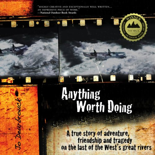 Anything Worth Doing audiobook cover art