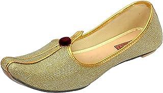 Shahi Punjabi Footwear Boys' Mojari