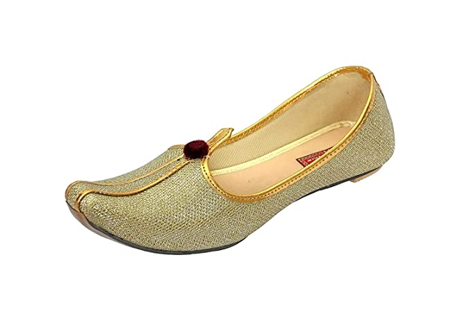 Shahi Punjabi Footwear Boys' Mojari Ethnic Footwear
