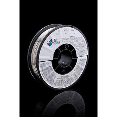 Blue Demon ER308L X .023 X 2#LB Spool stainless steel welding wire