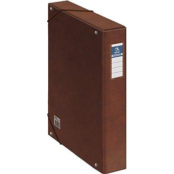 Dohe 9572 - Caja proyectos lomo, 5 cm, cuero: Amazon.es: Oficina y ...