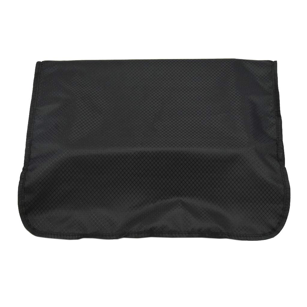 Max 63% OFF dailymall Factory outlet PRO Protector Hairdressing Chair Bla Covers Clear Back