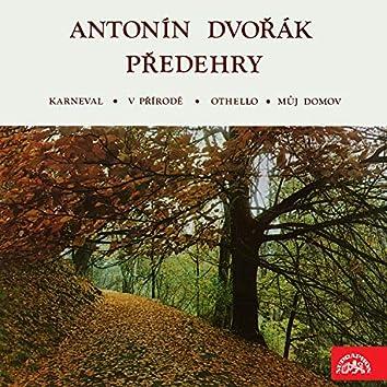 Dvořák: Orchestral Overtures