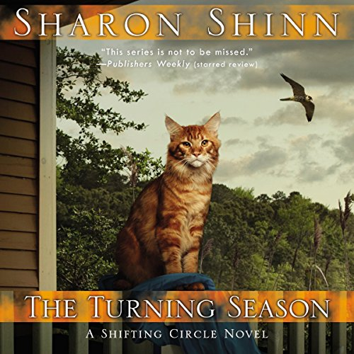 The Turning Season audiobook cover art
