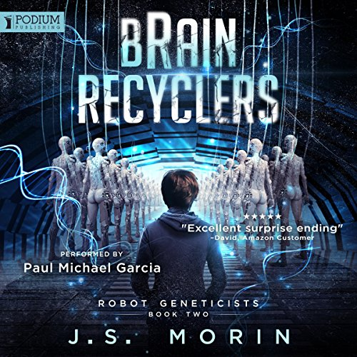 Brain Recyclers audiobook cover art