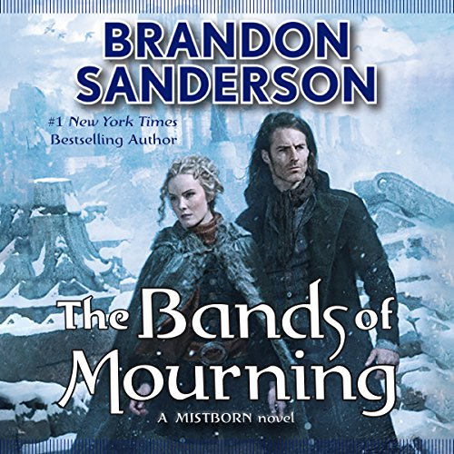 The Bands of Mourning audiobook cover art