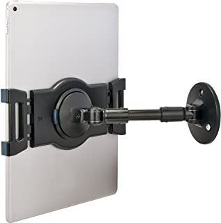 """Aidata US-5112A Universal Tablet Wall Mount with Extension Arm; For Most 7.9"""" to 13"""" Tablets; Securely Mounts Tablets onto..."""