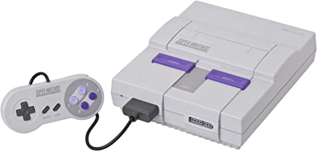 Super Nintendo Console (SNES System)