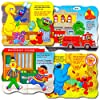 Sesame Street Ultimate Board Books Set for Kids Toddlers -- Pack of 8 Board Books #1
