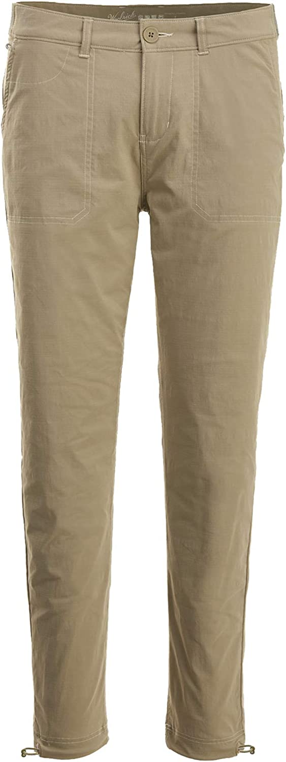 Woolrich Women's Trail Time Ripstop Ankle Pant