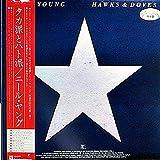 'Hawks & Doves' - Japanese sample pressing with Obi strip