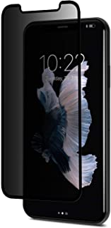 IonGlass Privacy for iPhone X Black