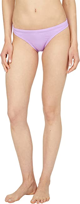 Hydrastrong Solid Spiderback Bikini Bottom