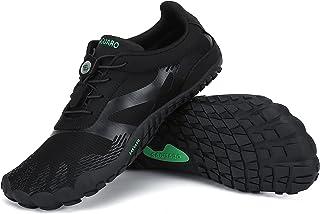 SAGUARO Mens Womens Barefoot Shoes Non-Slip Minimalist Running Trail Shoes, Gr.3.5-11 UK