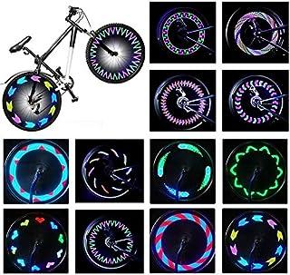 Rottay Bike Wheel Lights, Bicycle Wheel Lights Waterproof...