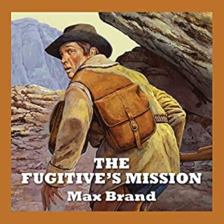 The Fugitive's Mission cover art
