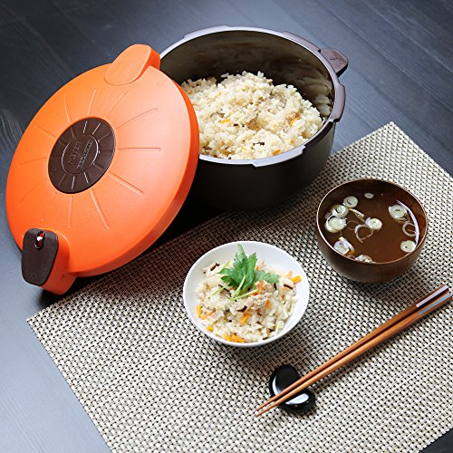 IRISOHYAMA(アイリスオーヤマ)『マイヤー電子レンジ圧力鍋D3』