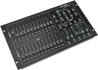 BeMatik - Controlador DMX 512 de 24 deslizadores 6U