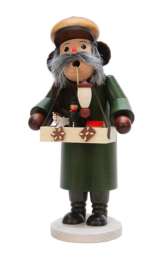 オフセットケーブルカーヤギAlexander Taron 35-274 Christian Ulbricht Incense Burner - Toy Merchant with Many Small Toys