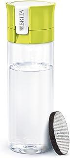 BRITA Gourde Filtrante Lime 1 Disque Filtrant Inclus