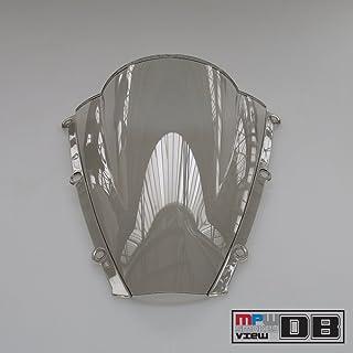 Honda CBR 954 RR 00-03 MPW Doppio Bolla Schermi chiaro