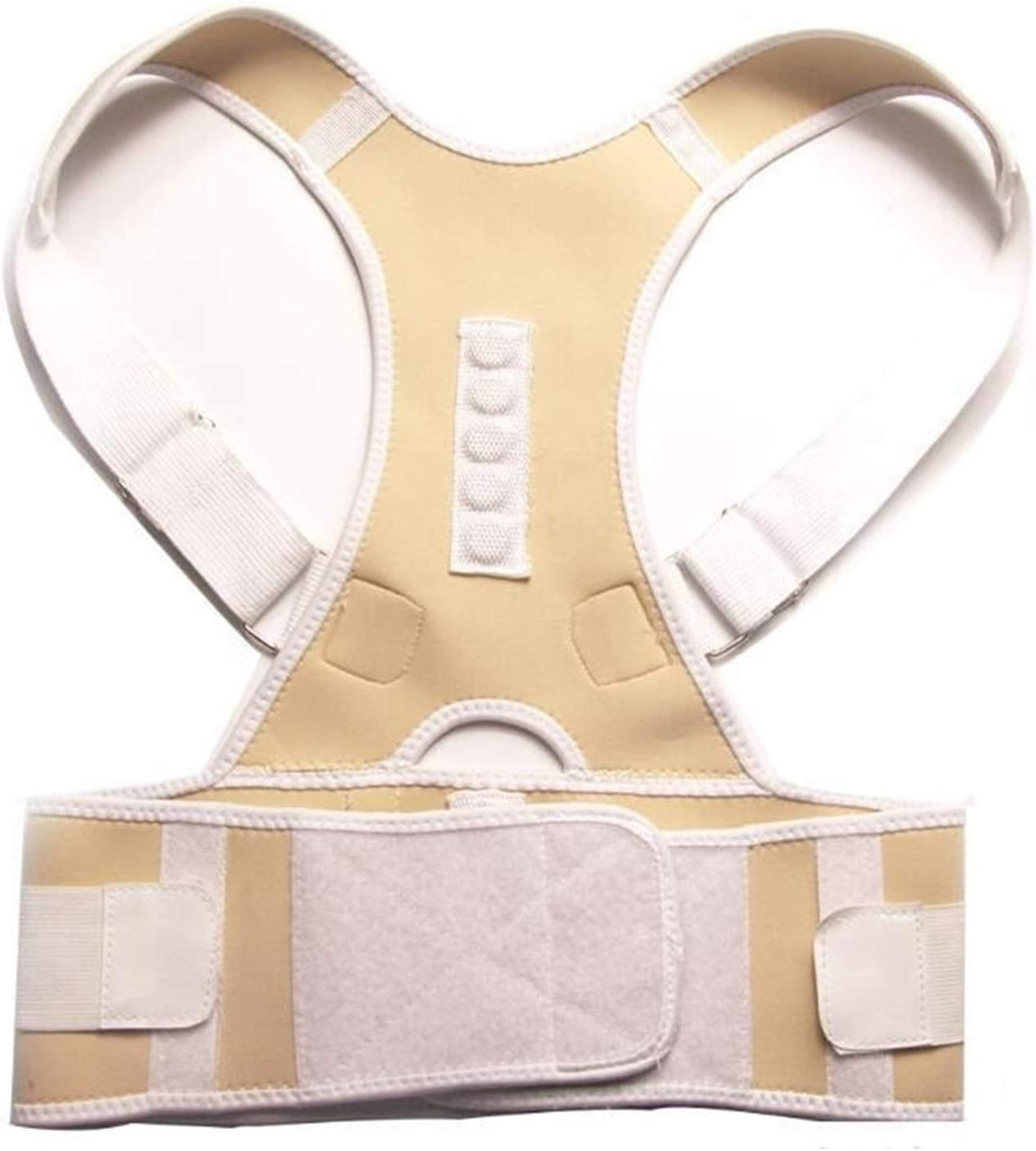 YCRCTC Magnetic Therapy Posture Corrector Free shipping anywhere in the nation Brace Back Max 69% OFF Su Shoulder