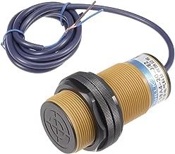 uxcell LJC38A4-20-J/EZ 1-20mm Capacitance Proximity Sensor Switch NO AC 90-250V 300mA