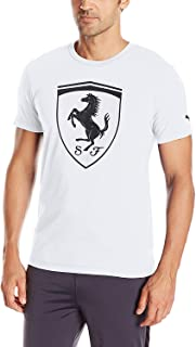 PUMA Men's Ferrari Big Shield Tee