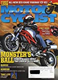Motorcyclist Magazine December 2008 NAKED DUCATI THAT LIVES UP TO THE NAME Aprilia Sl750 Shiver vs Ducati Monster 696 HARLEY-DAVIDSON CROSS BONES vs VICTORY 8-BALL Thai Life Jamie