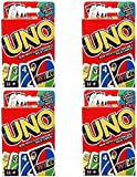SUPETE UNO Card Game(4PACK) (4pcs)