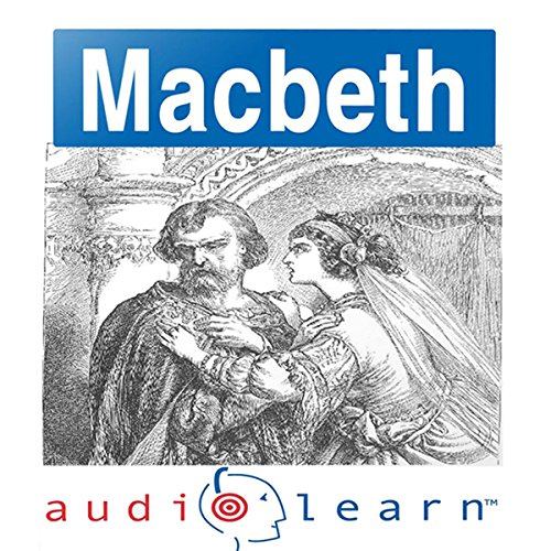 Shakespeare's Macbeth: AudioLearn Follow Along Manual cover art
