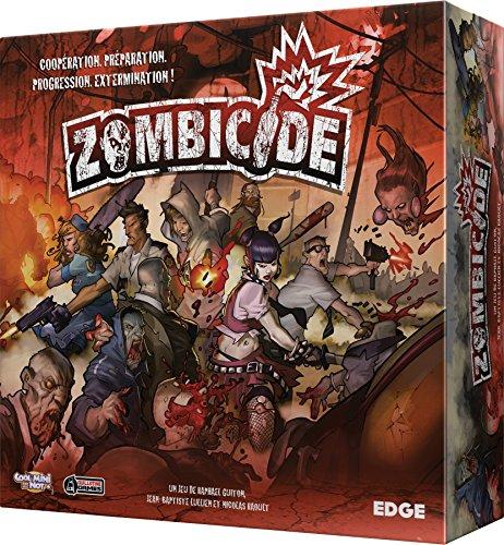 Asmodee - EFCMZC01 - Zombicide Saison 1