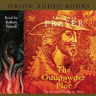 The Gunpowder Plot cover art