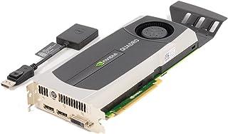 DELL nVidia Quadro 50002,5GB GDDR5PCIe 2,0x16Tarjeta gráfica